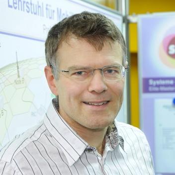 Prof. Dr.-Ing. Robert Schober